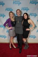 Arrivals -- Hinge: The Launch Party #142