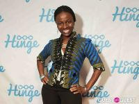 Arrivals -- Hinge: The Launch Party #147