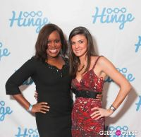 Arrivals -- Hinge: The Launch Party #149