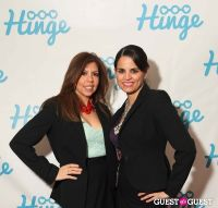 Arrivals -- Hinge: The Launch Party #150