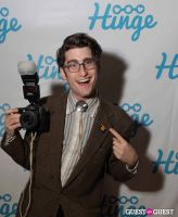 Arrivals -- Hinge: The Launch Party #151