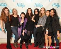 Arrivals -- Hinge: The Launch Party #154