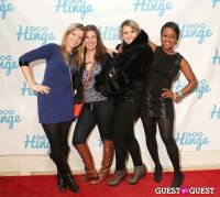 Arrivals -- Hinge: The Launch Party #156