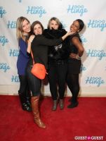 Arrivals -- Hinge: The Launch Party #157