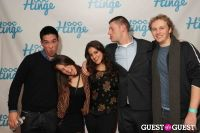 Arrivals -- Hinge: The Launch Party #160