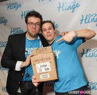 Arrivals -- Hinge: The Launch Party #168