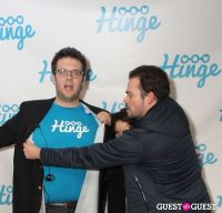 Arrivals -- Hinge: The Launch Party #174
