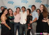 Arrivals -- Hinge: The Launch Party #180