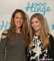 Arrivals -- Hinge: The Launch Party #196