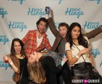 Arrivals -- Hinge: The Launch Party #203
