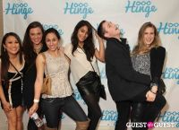 Arrivals -- Hinge: The Launch Party #209