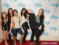 Arrivals -- Hinge: The Launch Party #210