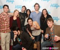 Arrivals -- Hinge: The Launch Party #212