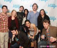 Arrivals -- Hinge: The Launch Party #213