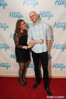 Arrivals -- Hinge: The Launch Party #242