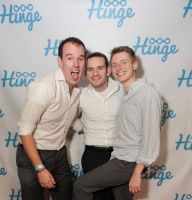 Arrivals -- Hinge: The Launch Party #254