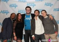 Arrivals -- Hinge: The Launch Party #259