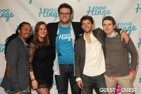 Arrivals -- Hinge: The Launch Party #260