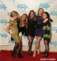 Arrivals -- Hinge: The Launch Party #268