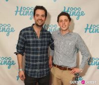 Arrivals -- Hinge: The Launch Party #279