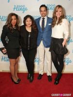 Arrivals -- Hinge: The Launch Party #327