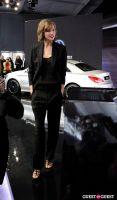 Supermodel Karlie Kloss at Mercedes-Benz - NYFW #5