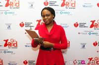 The 2013 American Heart Association New York City Go Red For Women Luncheon #108