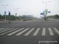 Empty Beijing Roads Before Olympics #4