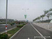 Empty Beijing Roads Before Olympics #7