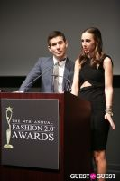 The 4th Annual Fashion 2.0 Awards #122