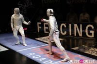 Fencing in the Schools Official Launch #8