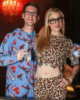 Perez Hilton 35th Birthday Pajama Party #111