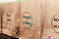 Kopi NYC Restaurant Grand Opening in West Village #30