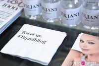 The Knot's Bling & Bubbles Event Tejani Flagship Store #1