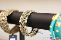 The Knot's Bling & Bubbles Event Tejani Flagship Store #70