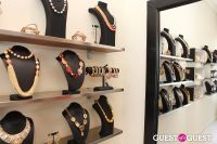 The Knot's Bling & Bubbles Event Tejani Flagship Store #83