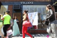 The Knot's Bling & Bubbles Event Tejani Flagship Store #106