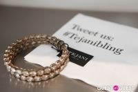 The Knot's Bling & Bubbles Event Tejani Flagship Store #129
