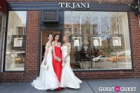 The Knot's Bling & Bubbles Event Tejani Flagship Store #144