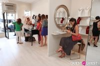 The Knot's Bling & Bubbles Event Tejani Flagship Store #155