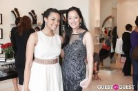 The Knot's Bling & Bubbles Event Tejani Flagship Store #168