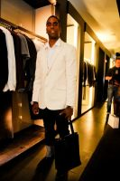 Yves Saint Laurent Fashion's Night Out #46