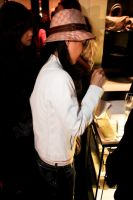 Yves Saint Laurent Fashion's Night Out #105