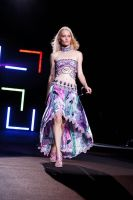 Custo Barcelona Runway Show at the Bryant Park Tents #70