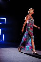 Custo Barcelona Runway Show at the Bryant Park Tents #77
