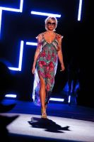 Custo Barcelona Runway Show at the Bryant Park Tents #78