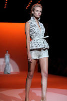 Carolina Hererra Runway Fashion Show at the Bryant Park Tents #3