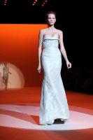 Carolina Hererra Runway Fashion Show at the Bryant Park Tents #5