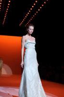 Carolina Hererra Runway Fashion Show at the Bryant Park Tents #6
