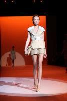 Carolina Hererra Runway Fashion Show at the Bryant Park Tents #9
